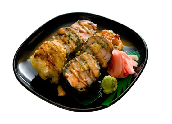 Crab Delight Roll