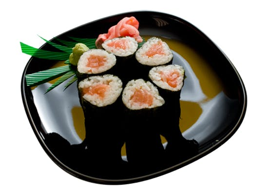 Fresh Salmon Roll