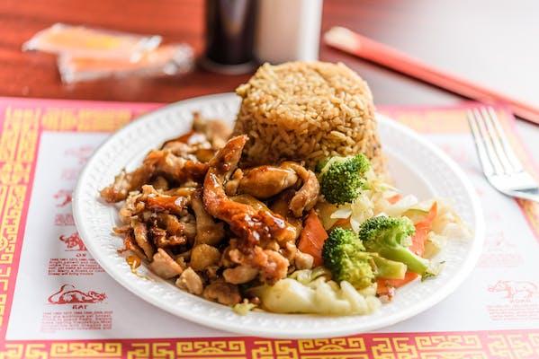 H1. Hibachi Chicken