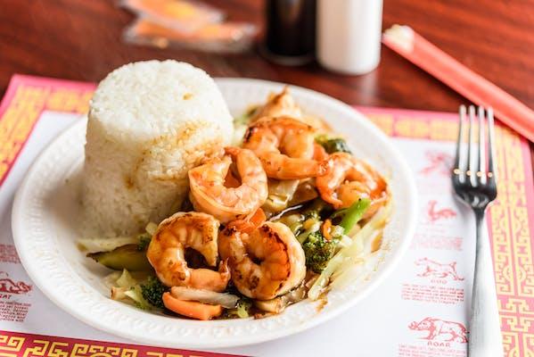 H3. Hibachi Shrimp