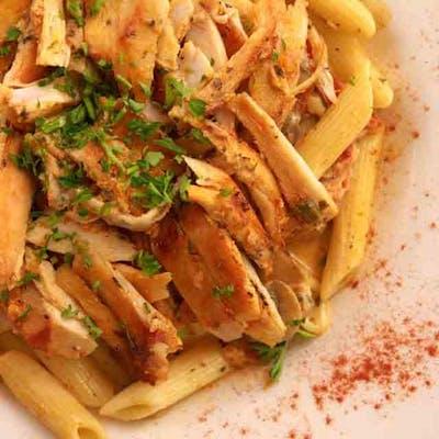 Lunch Chicken Shawarma Pasta
