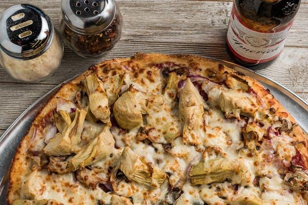 Italian Cowboy Pizza