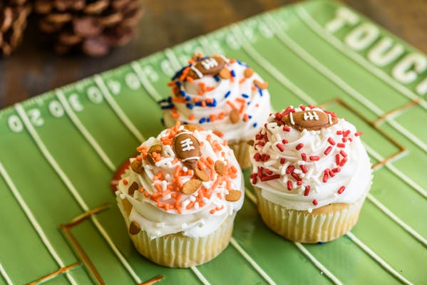 Tailgate Cupcake
