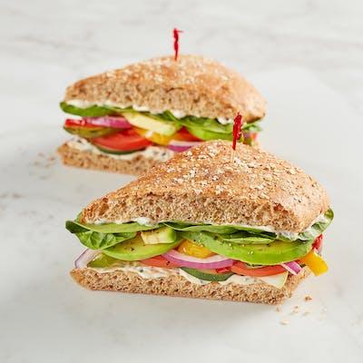The Veggie Sandwich