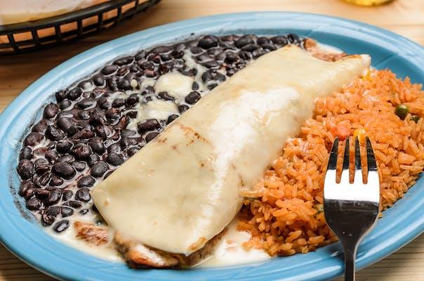 Cactus Grilled Burrito