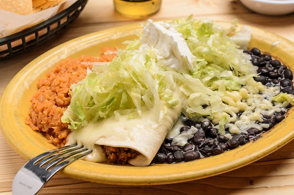 Burrito Mexicana