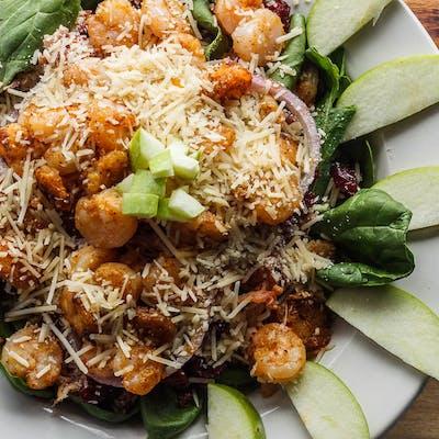 Chicken & Spinach Salad
