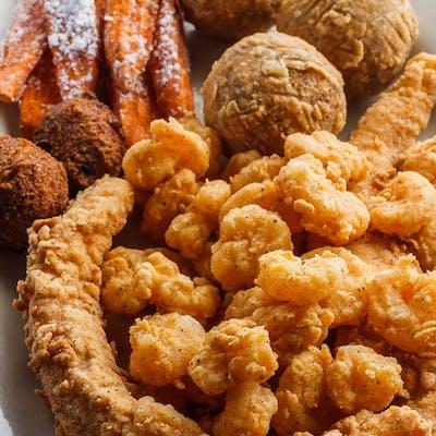 Fried Fish & Shrimp