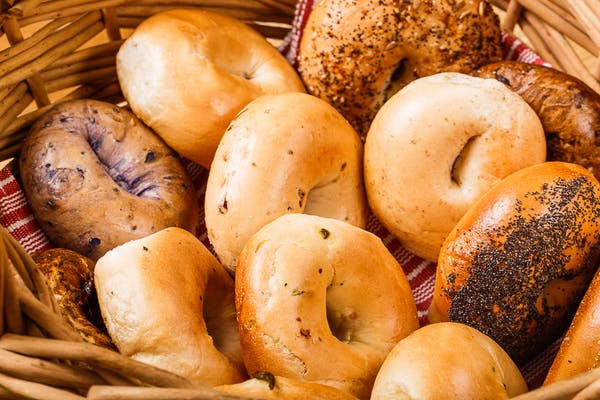 (6) Bagels