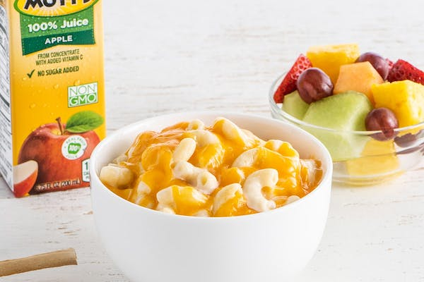 Little Newk's Five Cheese Mac & Cheese
