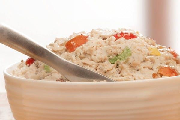 Grab N Go Chicken Salad Bulk Container