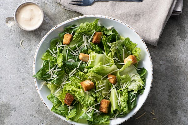 Caesar Salad with Choice of Protein
