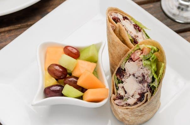 Chicken Salad or Wrap