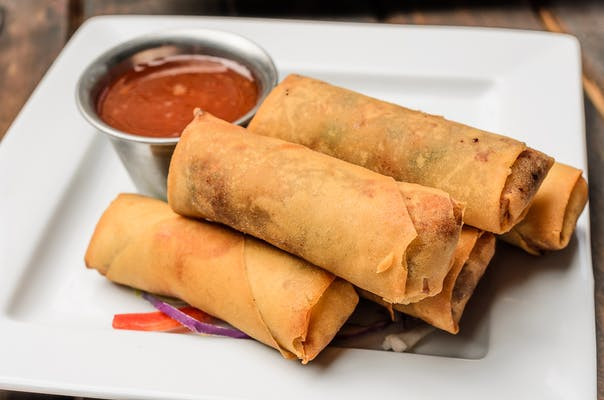 Hand-Rolled Asian Lumpia