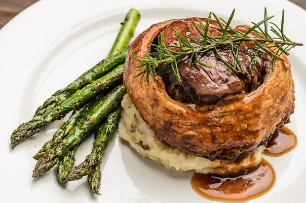 Vineyard Beef Wellington