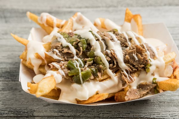 Philly Steak Fries