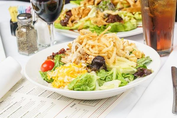 Cajun Turkey Salad