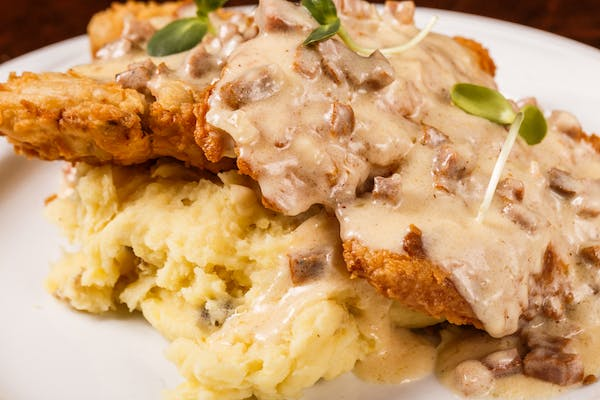 Tope La Chicken Fried Steak