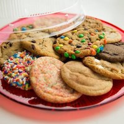(2 doz.) Assorted Regular Cookies