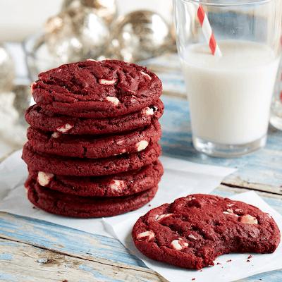 Red Velvet Cookie