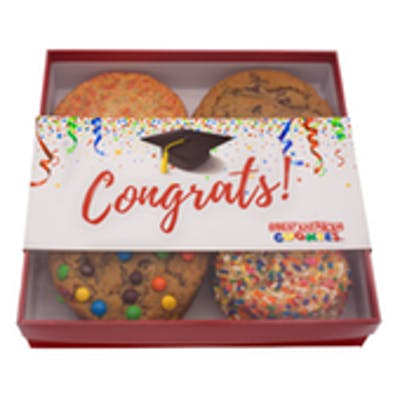 12 Assorted Regular Cookie Box - Congratulations