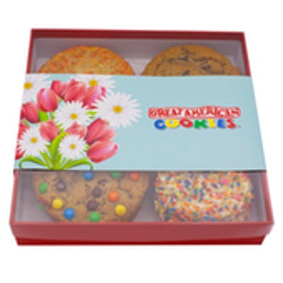 12 Assorted Regular Cookie Gift Box