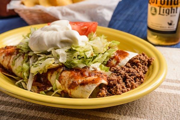 41. Mixed Burritos