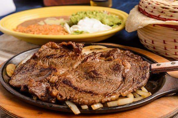 54. Carne a La Parrilla