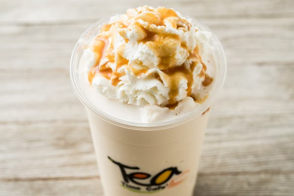 Caramel Milk Shake