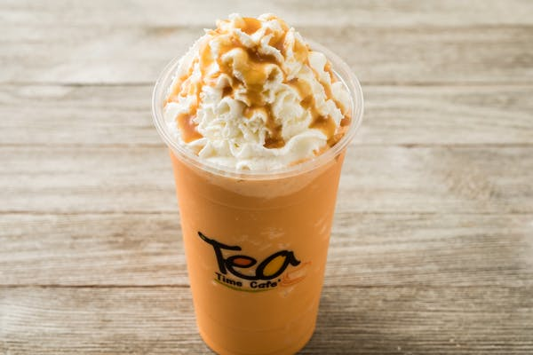 Thai Tea Milk Shake