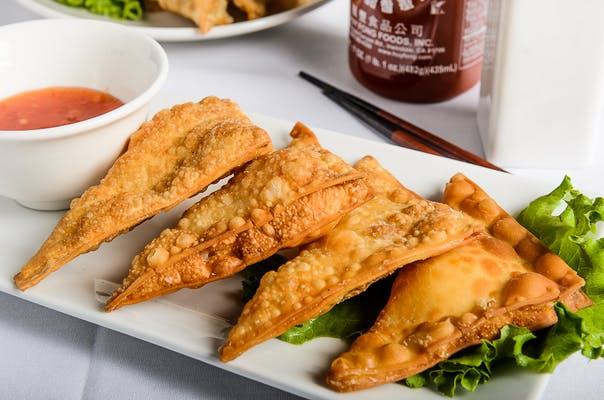 Cream Cheese Rangoons