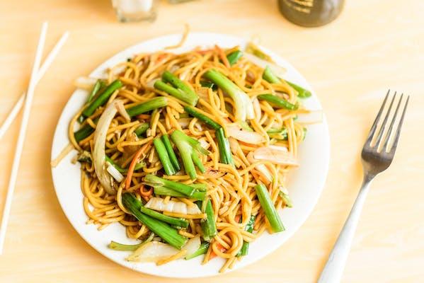 36. Shrimp Lo Mein