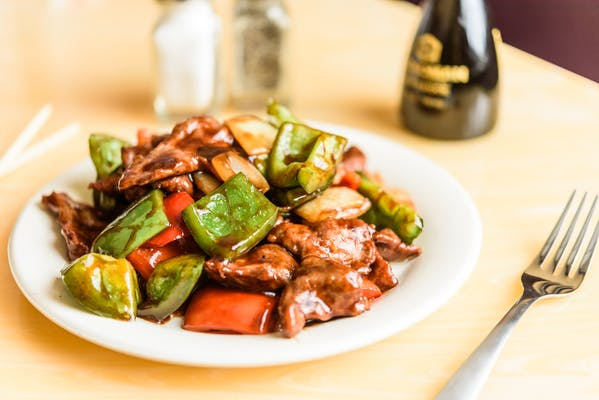 61. Pepper Steak with Onions