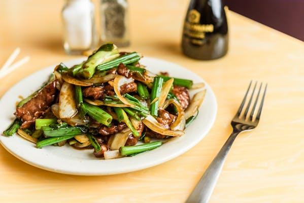 68. Mongolian Beef