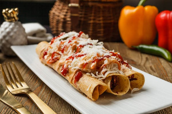 Crispy Tacos (Honduran)