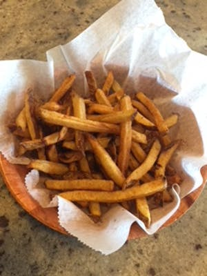 French Fries (YES, it's Gluten-Free!)