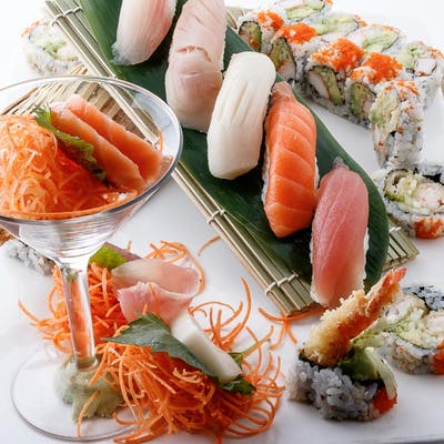 Sushi C (Lunch)