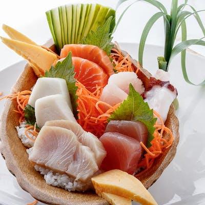 Chirashi (Lunch)