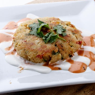 Southern Fried Crab Cake