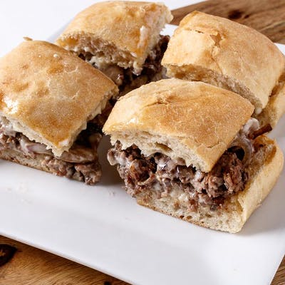 Philly Cheese Steak Cubes