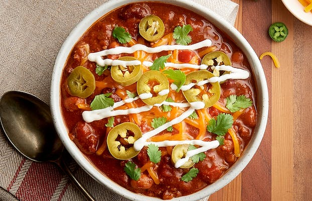 Newcomb Family Recipe Beef Chili