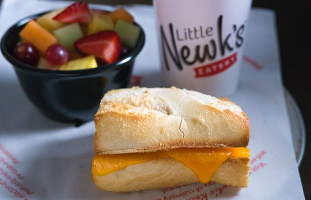 Little Newk's Grilled Cheese