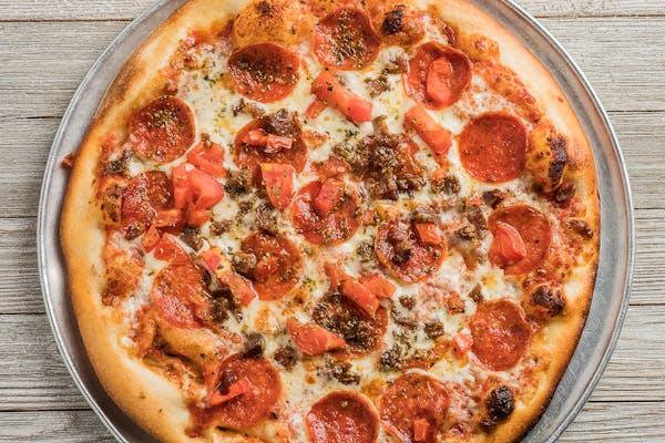 The Sicilian's Favorite Pizza