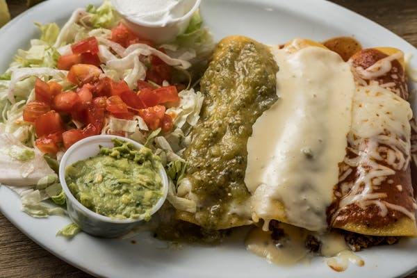(3) Amigos Enchiladas