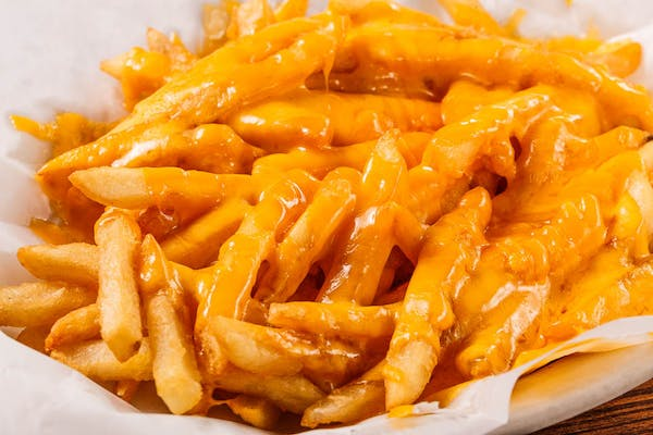 Mariner's Famous Cheese Fries