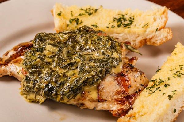 Popeye Chicken Platter