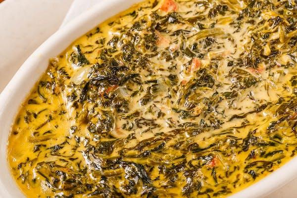 Spinach & Cheese Dip