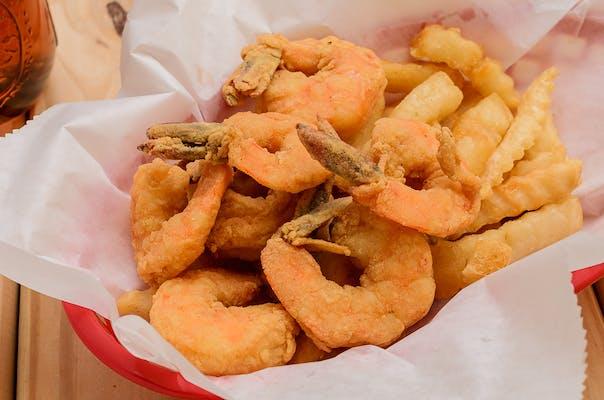 7 pc. Shrimp Platter