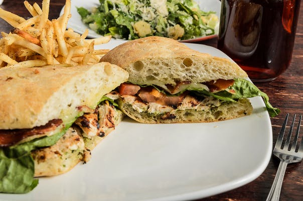 Chicken Ciabatta Sandwich