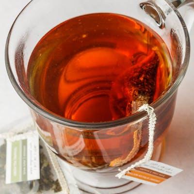 Amber Sun Hot Tea
